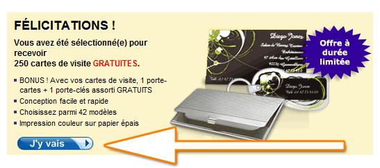 250 carte de visite gratuite sur vistaprint promo gratuit - Carte de visite gratuite sans frais de port ...
