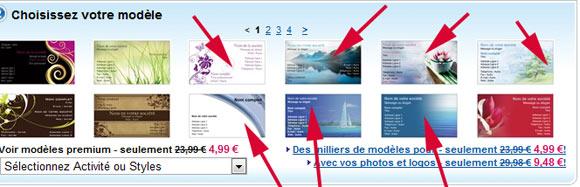 Personnaliser La Carte En Remplissant Les Rectangles A Gauche De